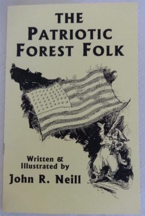 John R Neill Patriotic Forest Folk