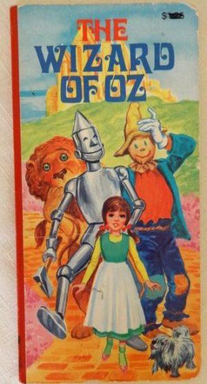Wizard of oz stork club book