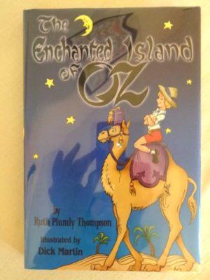 Enchanted Island of Oz book Wizard of Oz Club 2006