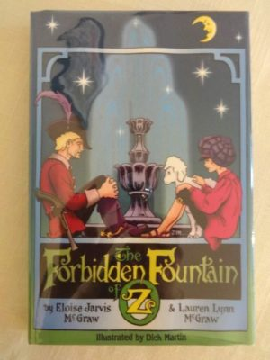 Forbidden Fountain of Oz book 2006