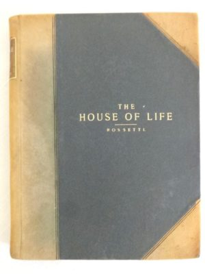 House of life book denslow roycroft 1899 limited edition