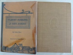 elbert Hubbard of East Aurora book
