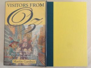 Visitors from oz book martin gardner