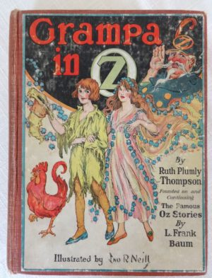 Grampa in oz 1st edition