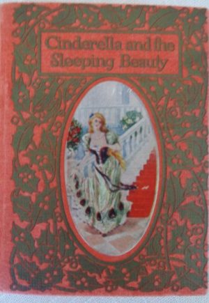 Sleeping beauty christmas stocking l frank baum book