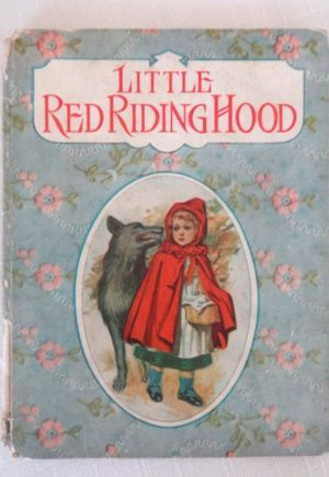 Neill Little Red Riding hood book 1st edition john r neill