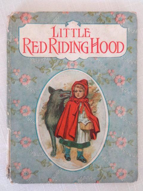 Neill Little Red Riding Hood Book 1st Edition John R Neill
