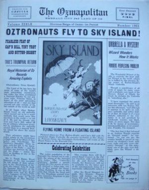 Ozmapolitan Sky Island 1965 Oz