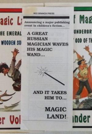 Volkov Tales of the Magic Land wizard of oz book