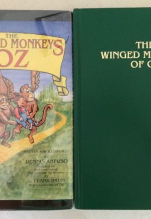 Winged monkeys of oz book signed