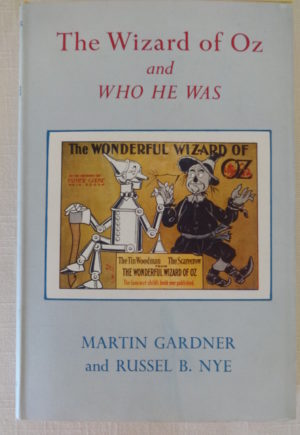 Wizard of oz and who he was book 1957