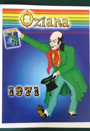 Oziana 1971 #1 issue wizard of oz