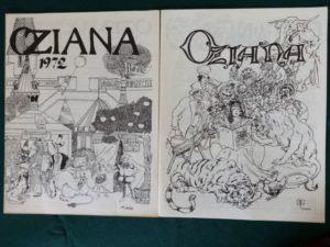 Oziana 1972 1973 magazine