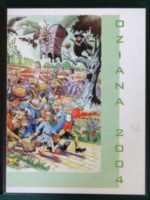 Oziana Limited Hardcover Oz Club Edition 2004