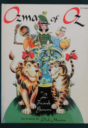 Ozma of oz book 1961 dick martin