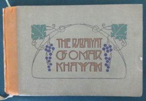 Rubaiyat Roycroft Sahlin Book 1908
