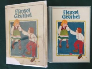 Hansell and grethel john r neill in dust jacket