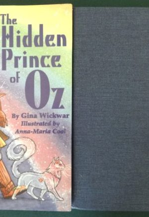 Hidden Prince of Oz Book Signed