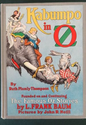 Kabumpo in oz book wizard of oz