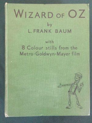 Wizard of Oz Book Hutchinson Movie UK Judy Garland