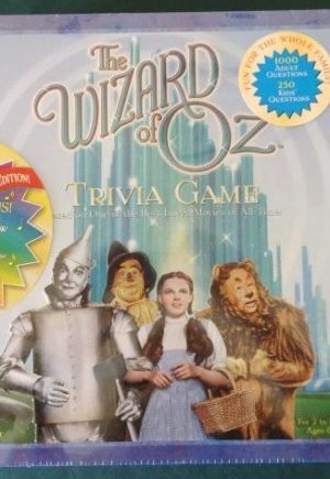 wizard of oz trivia game