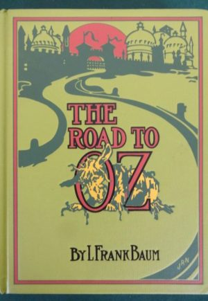 Road to Oz Books of Wonder 1st edition book