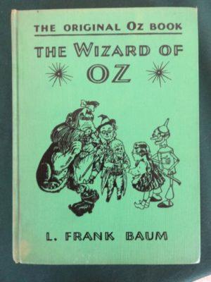 Wizard of Oz Original Oz Book 1939 l frank baum