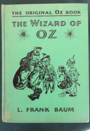 Wizard of Oz Original Oz Book 1939 l frank baum