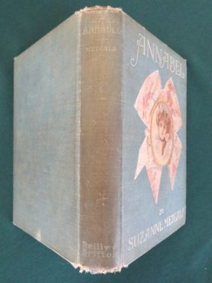 Annabel 1st Edition Book l frank baum