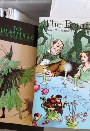 Baum Bugle Wizard of Oz Magazine