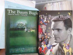Baum Bugle Wizard of Oz Club