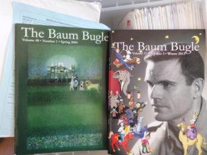 Baum Bugle Wizard of Oz Club