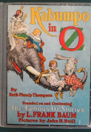 Kabumpo in Oz book ruth plumly thompson