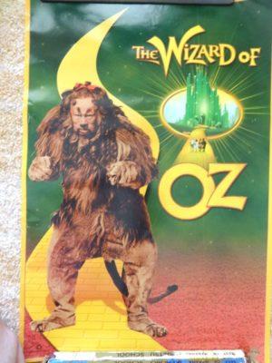 Oz VHS Poster Set 1999