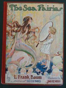 Sea Fairies Book L Frank Baum