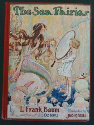 Sea Fairies BOok L Frank Baum