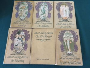 aunt jane's nieces book lot l frank baum edith van dyne