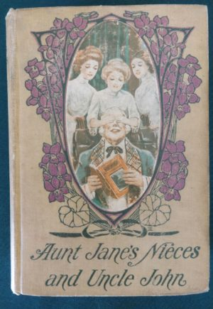 aunt jane's nieces and uncle john 1st edition l frank baum book