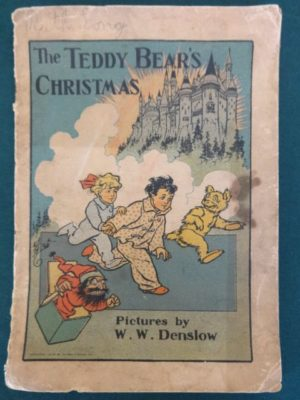 Denslows teddy Bear Christmas book