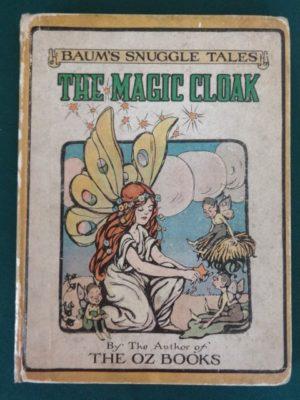 Magic Cloak book l frank baum Snuggle tales