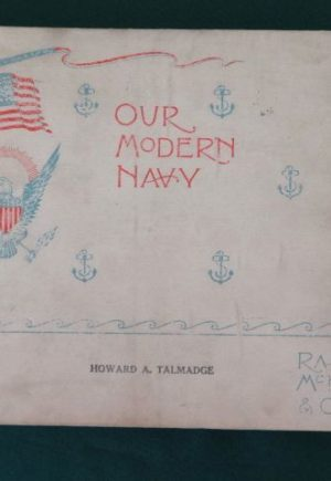 Our Modern Navy Book w w denslow 1898 rand mcnally