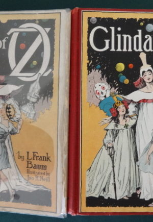 glinda of oz 1st edition wizard of oz book in dust jacket baum