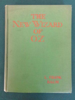 New Wizard of oz McClelland & Stewart Canadian book