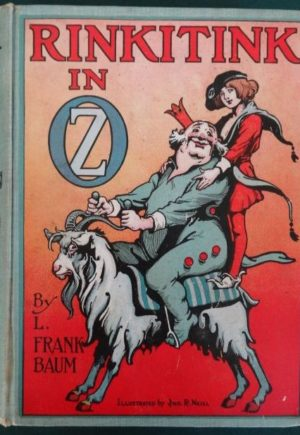 Rinkitink in oz 1st edition wizard of oz book