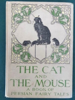 Cat and the Mouse Altemus book john r neill