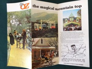 Land of Oz Brochure beech mountain