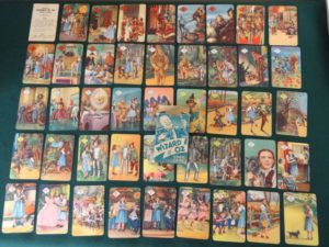 Wizard of Oz MGM Playing Cards 1940 UK castell bros