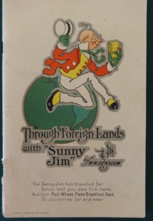 Through foreign lands sunny jim denslow book