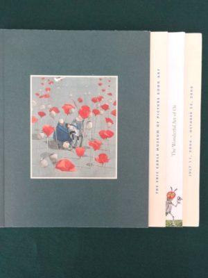 Wonderful art of oz 2006 exhibition catalog eric carle