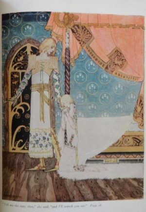 East of sun and west of moon doran kay nielsen